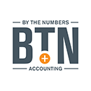 By The Numbers Accounting - Logo